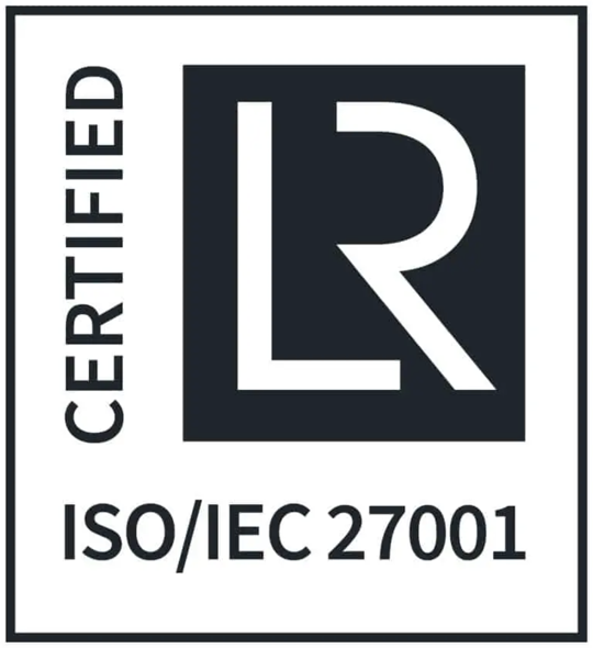 AMN is ISO-gecertificeerd